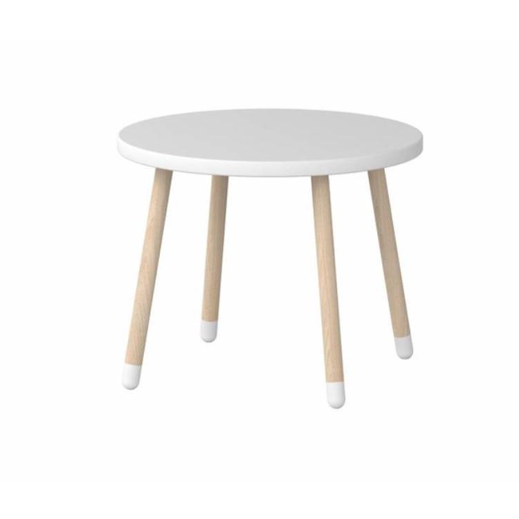 Afbeeldingen van Flexa Speeltafel rond wit