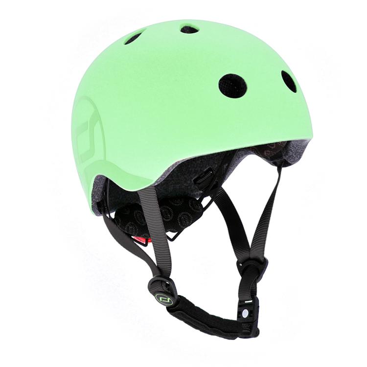 Afbeeldingen van Scoot and Ride Helm Small Kiwi