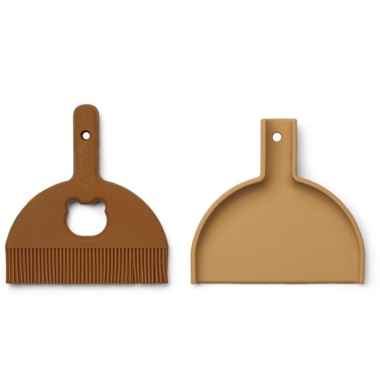 Afbeeldingen van Liewood Cleaning Set Mustard