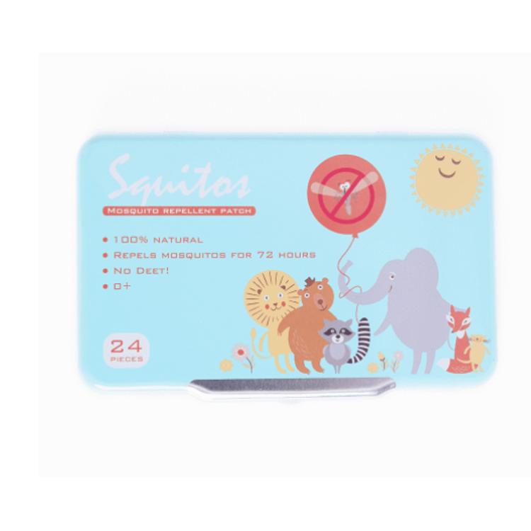 Afbeeldingen van Squitos Anti mug stickers