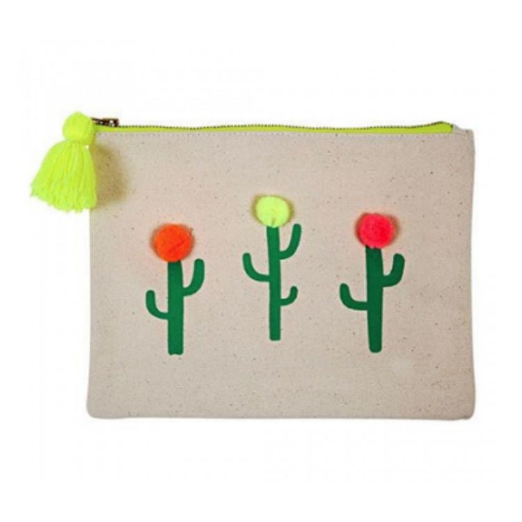 Afbeeldingen van Meri Meri Tasje Cactus
