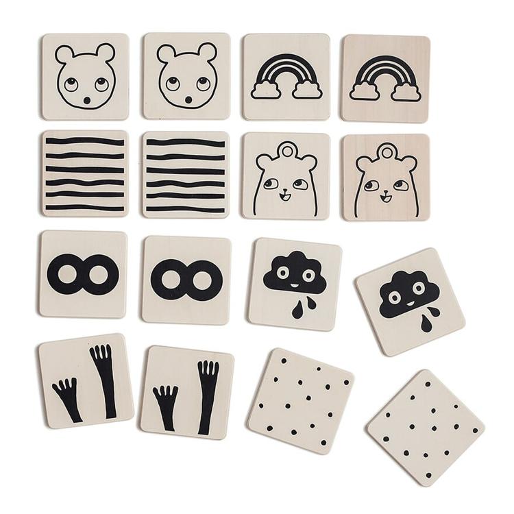 Afbeeldingen van Ooh Noo Memory Game