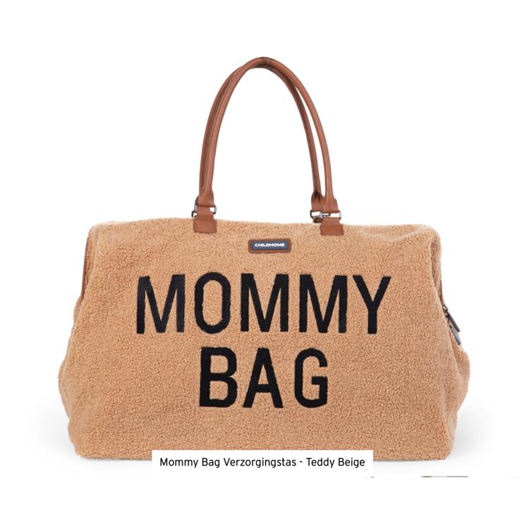 Afbeeldingen van Childhome Mommy Bag Teddy