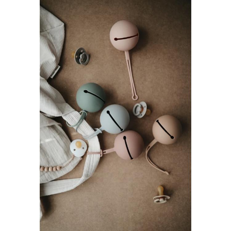 Afbeeldingen van Mushie Fopspeendoos blush