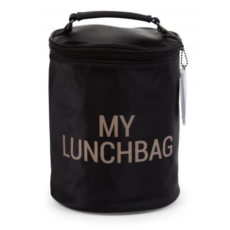 Afbeeldingen van Childhome My Lunchbag zwart