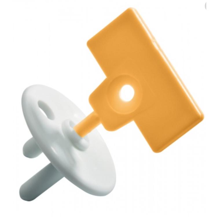 Afbeeldingen van Safety First Set Stopcontactbeschermers