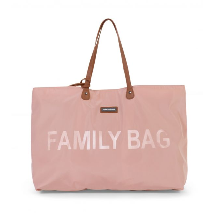 Afbeeldingen van Childhome Familybag Pink