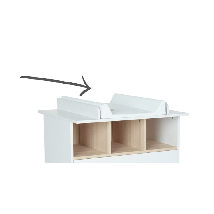 Afbeeldingen van Quax Loft Barrier wit