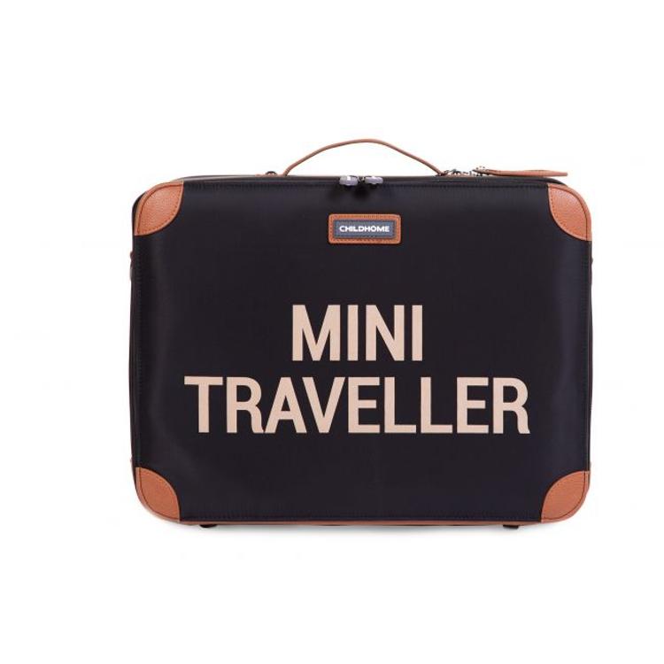 Afbeeldingen van Childhome Mini Traveller Black
