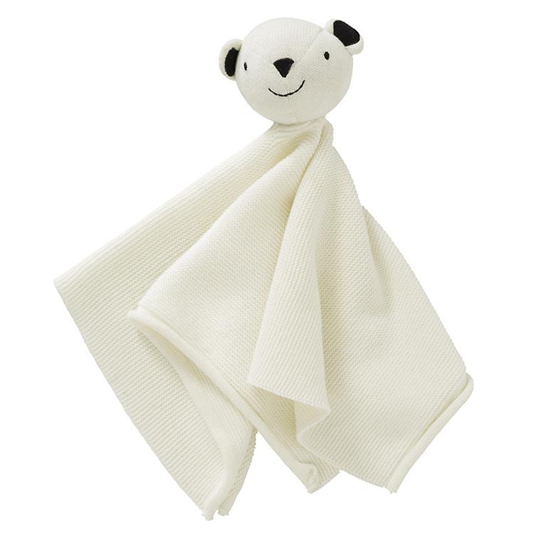 Afbeeldingen van Fresk Knuffeldoekje polar bear