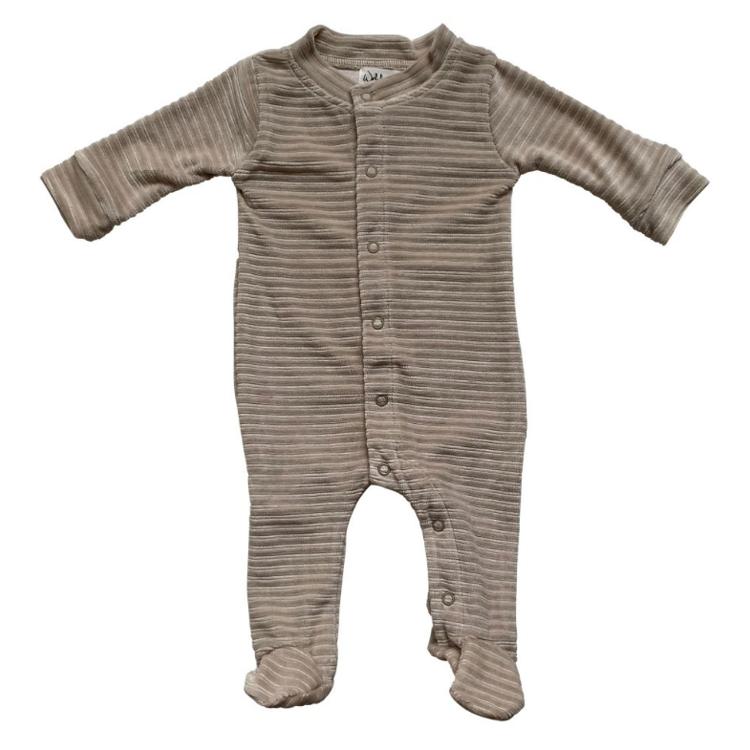 Afbeeldingen van Witlof for kids Pyjama Corduroy sand