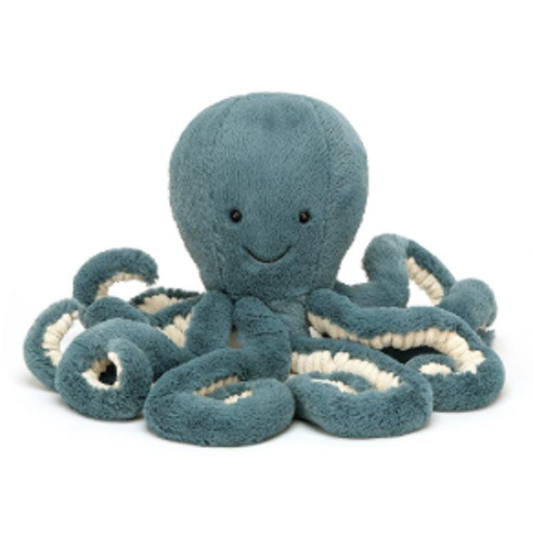 Afbeeldingen van Jellycat octopus storm medium