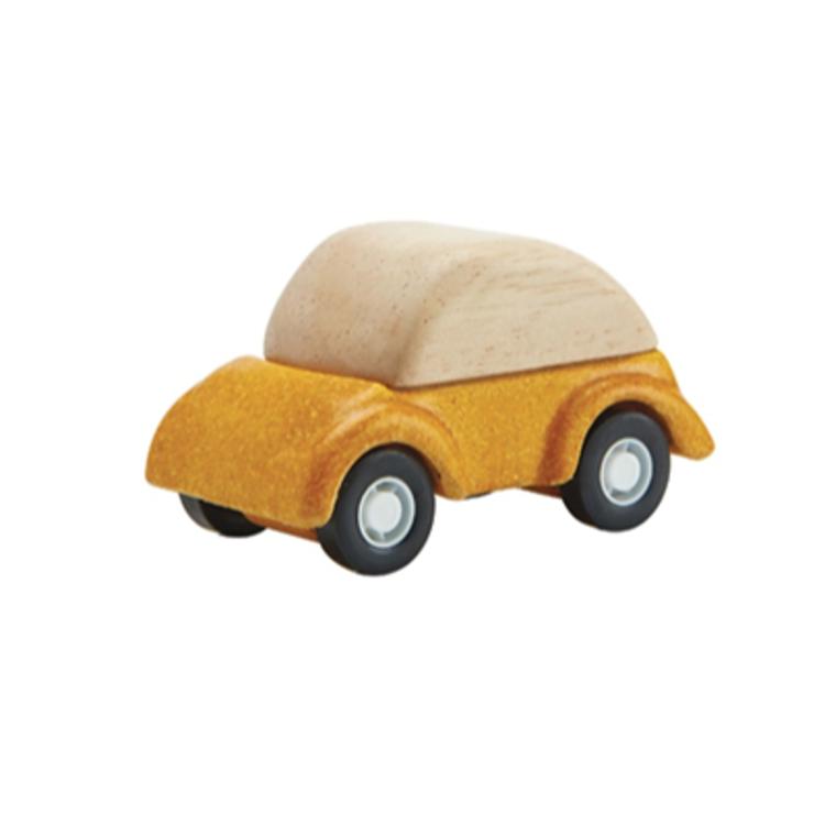 Afbeeldingen van Plan Toys Gele kever