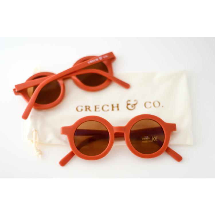 Afbeeldingen van Grech & Co Zonnebril Rust