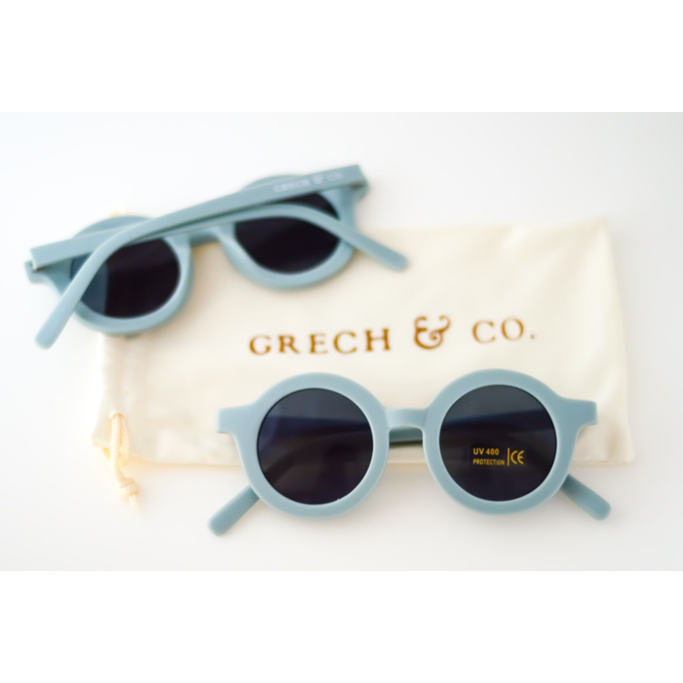 Afbeeldingen van Grech & Co Zonnebril Light blue