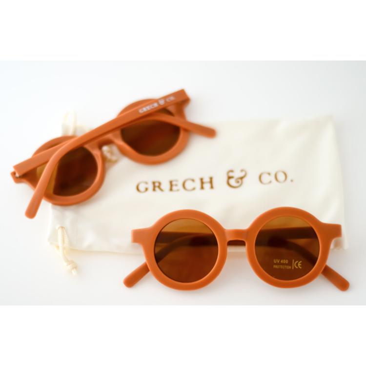 Afbeeldingen van Grech & Co Zonnebril spice