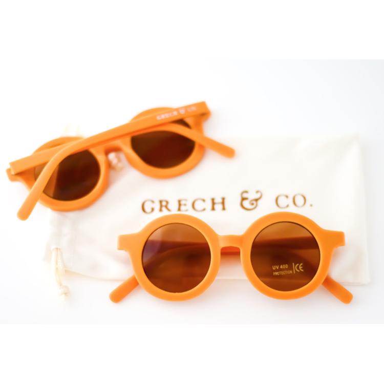 Afbeeldingen van Grech & Co Zonnebril Golden