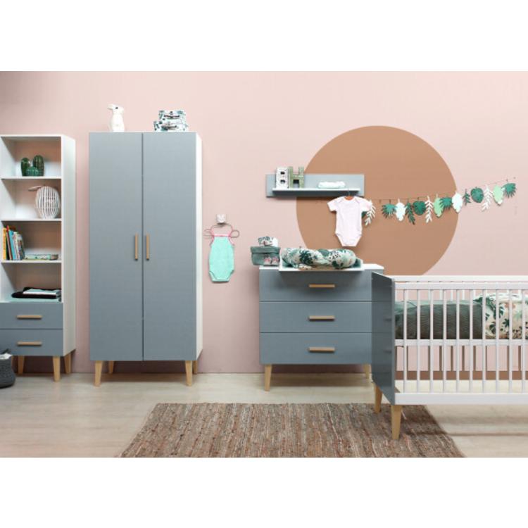 Afbeeldingen van Bopita Kinderkamer Emma 3 delige set