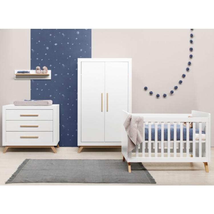 Afbeeldingen van Bopita Kinderkamer Fenna 3 delige set