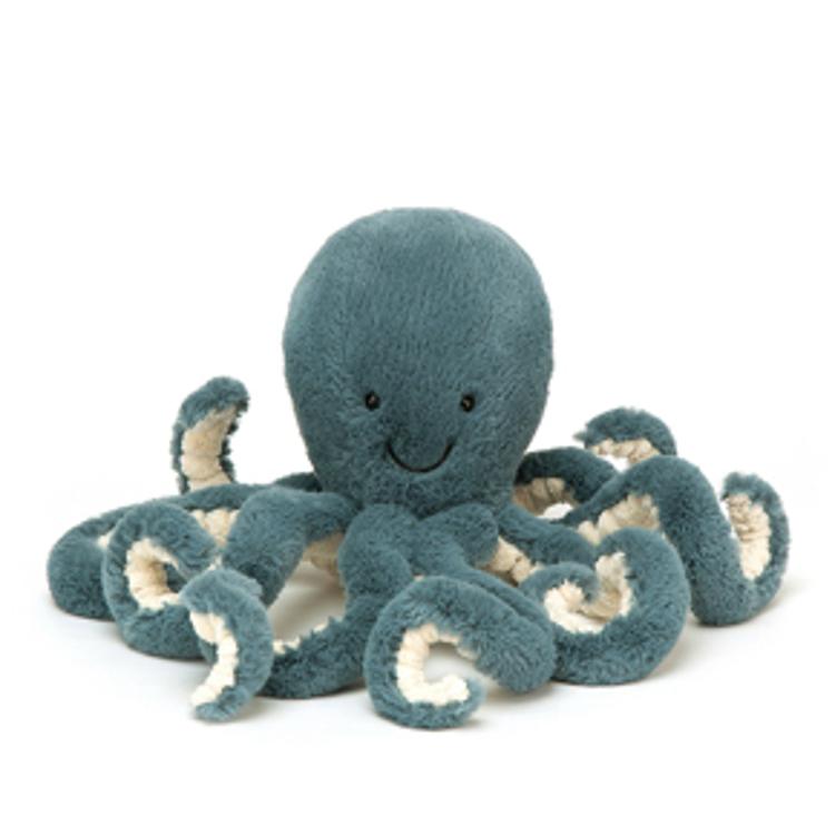 Afbeeldingen van Jellycat Octopus storm 23 cm