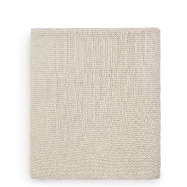 Afbeeldingen van Jollein Deken bed 100x150 cm basic nougat