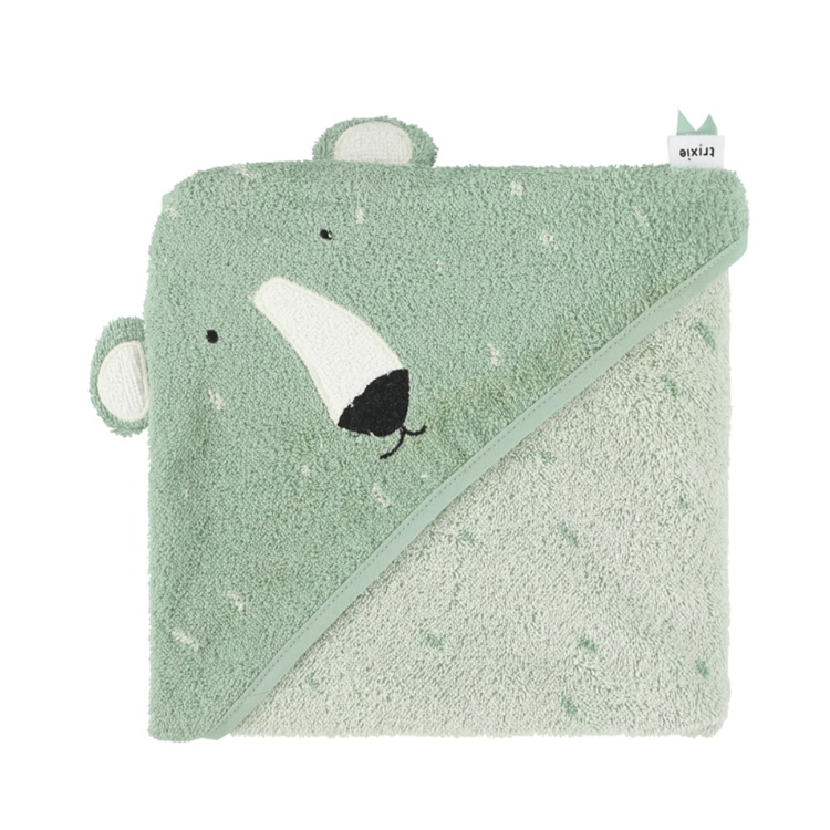 Afbeeldingen van Trixie Badcape Polar bear