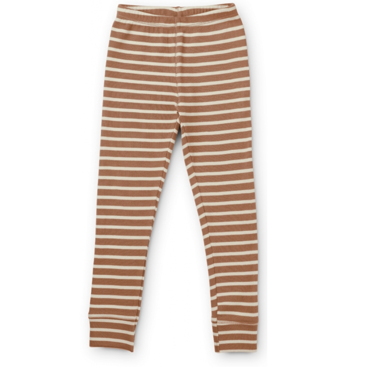 Afbeeldingen van Liewood Pyjama Tyscany rose/sandy stripes
