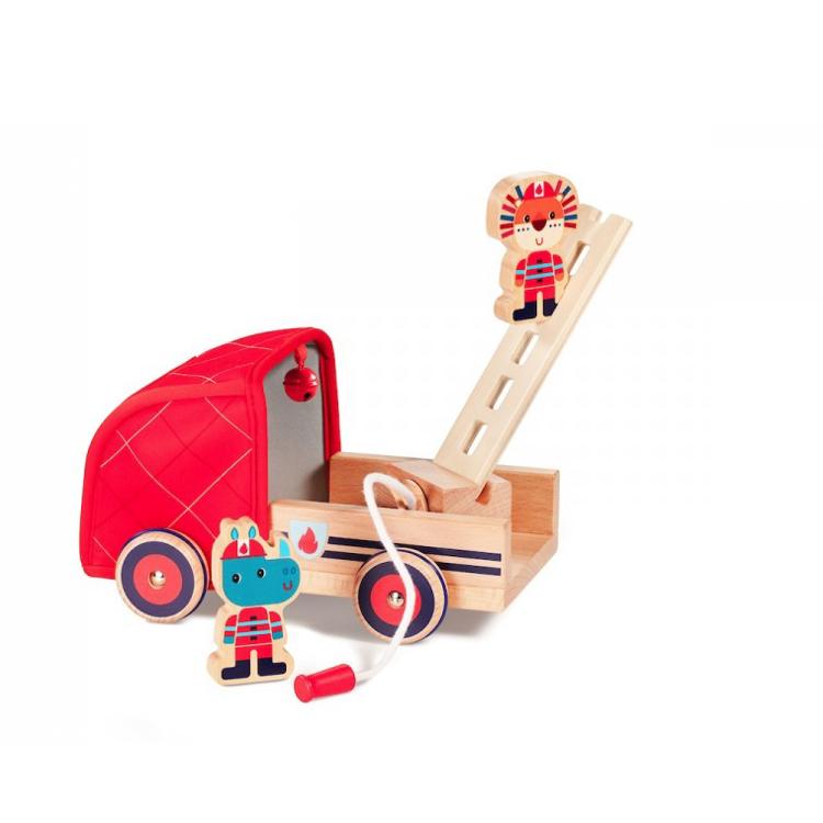 Afbeeldingen van Lilliputiens Brandweerwagen