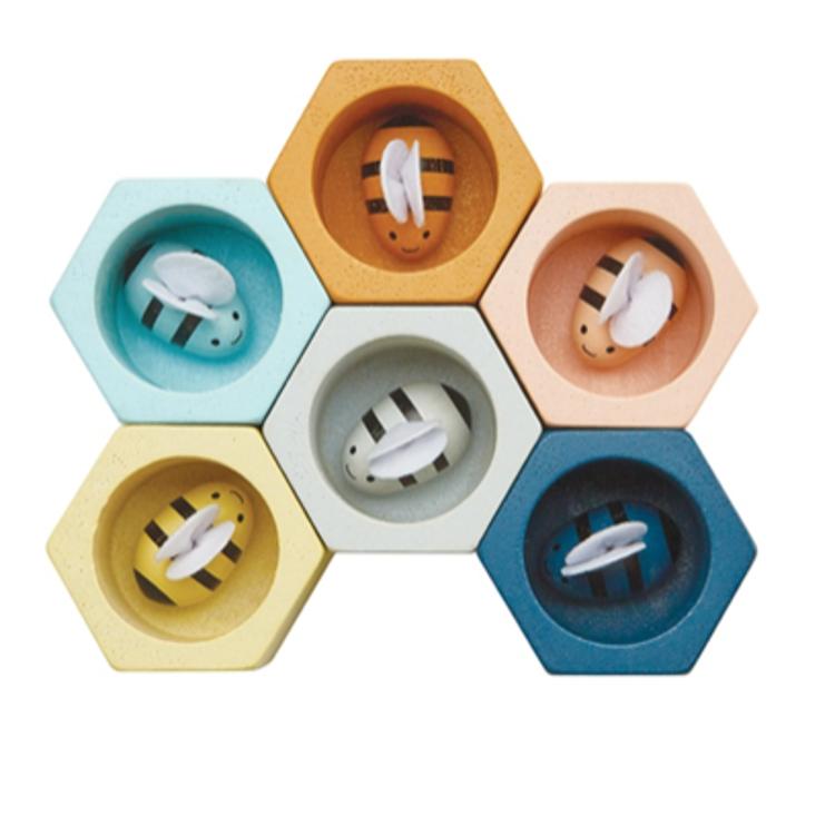 Afbeeldingen van Plan Toys Bijenkorf